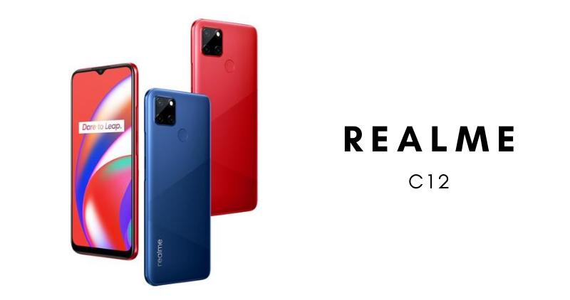 Realme C12 - Feature Image