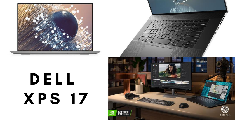 DELL XPS 17 - Feature Image