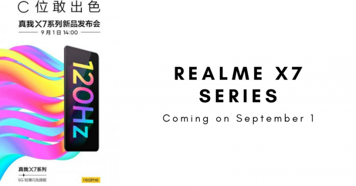 Realme X7 Series- Feature Image