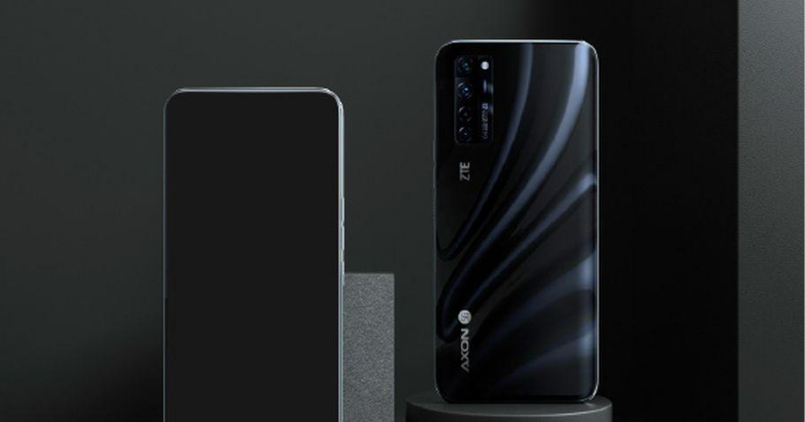 ZTE Axon 20 5G - Feature Image