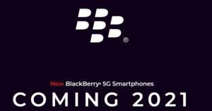 BlackBerry 5G Smartphones 2021 - Feature Image