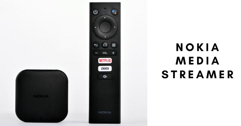 Nokia Media Streaming