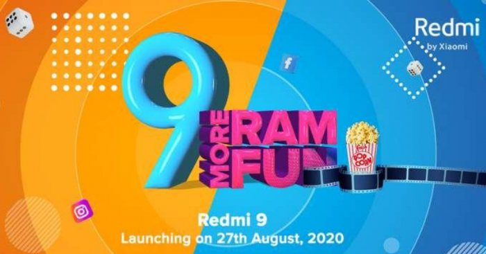 Redmi 9 - Feature Image