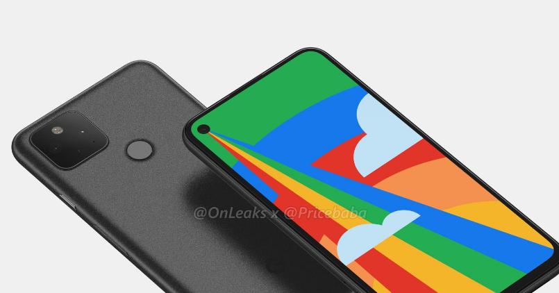 Google Pixel 5 leaks