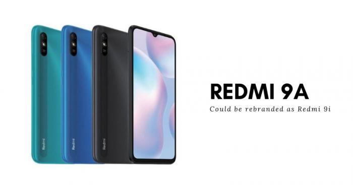Redmi 9i - Feature Image