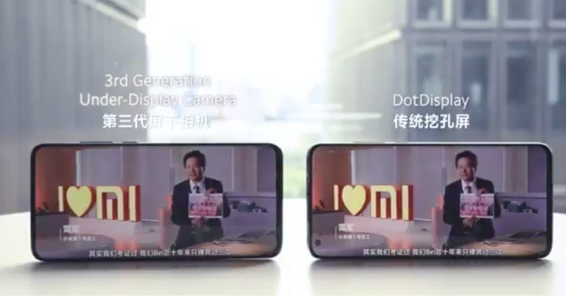 Xiaomi Under-Camera Tech - Feature Image