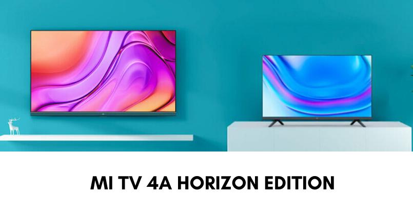 Mi TV 4A Horizon Edition - Feature Image
