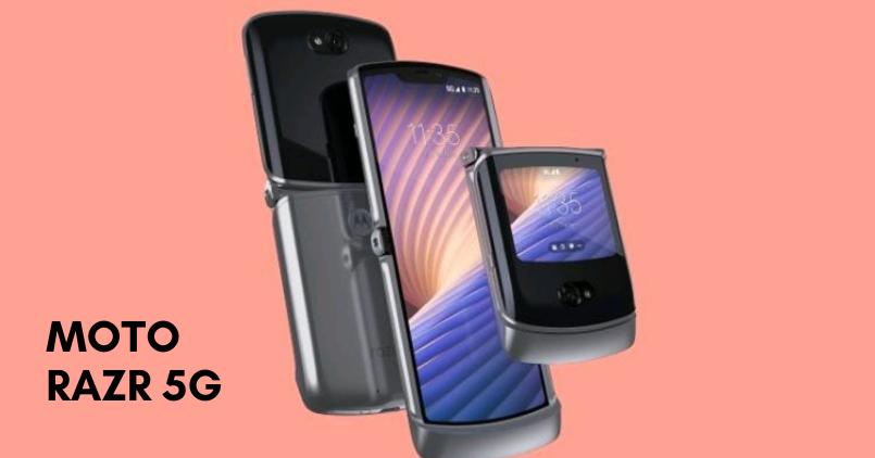 Moto Razr 5G - Feature Image