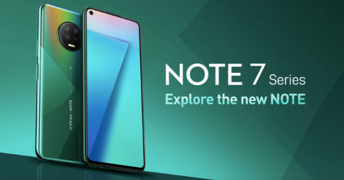 Infinix Note 7 - Feature Image
