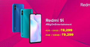 Redmi 9i - Feature Image