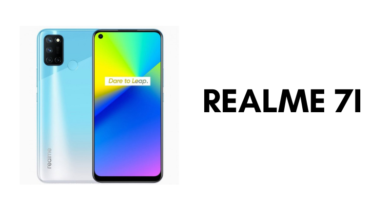 Realme 7i - Feature Image