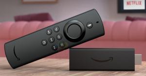 Amazon Fire TV Stick Lite- Feature Image