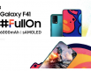Samsung Galaxy F41 - Feature Image