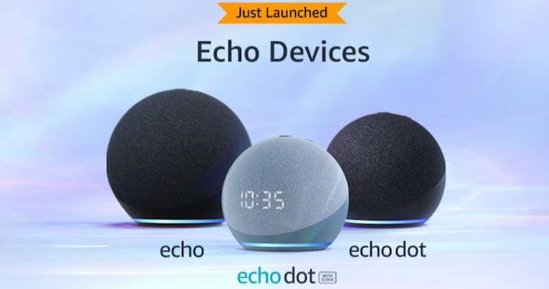 Amazon Echo Devices - Feature Image