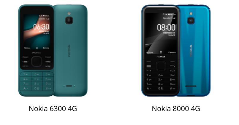 Nokia 6300 and Nokia 8000 (1)