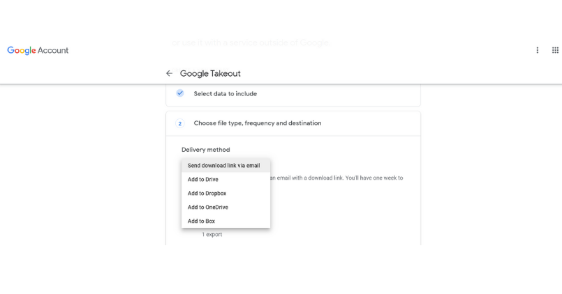 Google Photos Backup tool