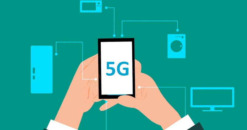 5G stock image