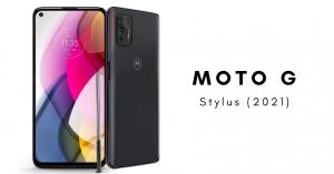 Moto G Stylus 2021