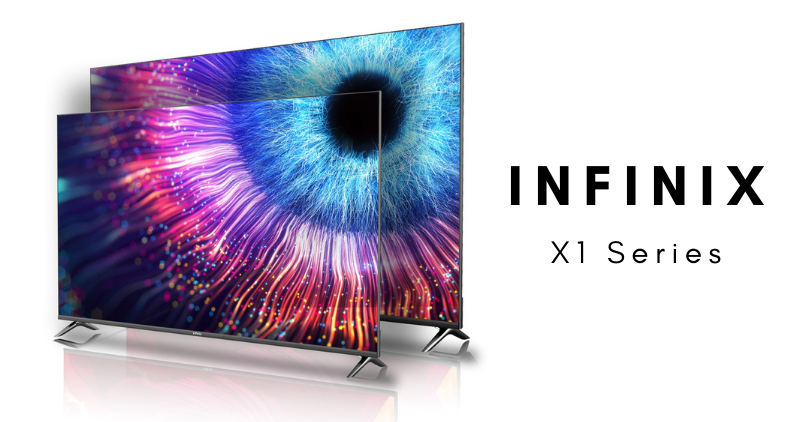 Infinix X1 series