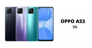 OPPO A53 5G