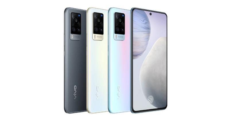 Vivo X60 5G series