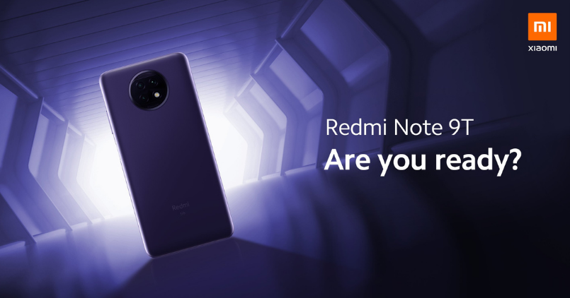 Redmi Note 9T 5G