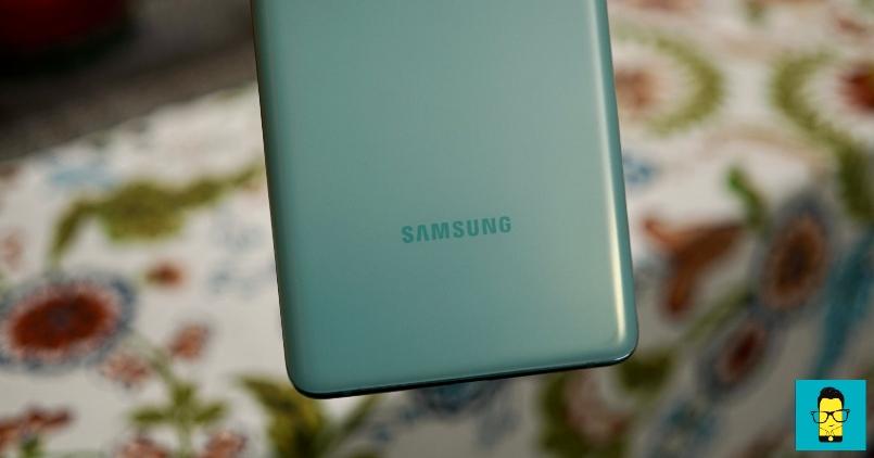 Samsung Galaxy S20 FE_Back Panel