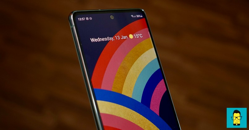 Samsung Galaxy S20 FE_Display