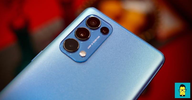 OPPO Reno5 Pro 5G_Rear Camera