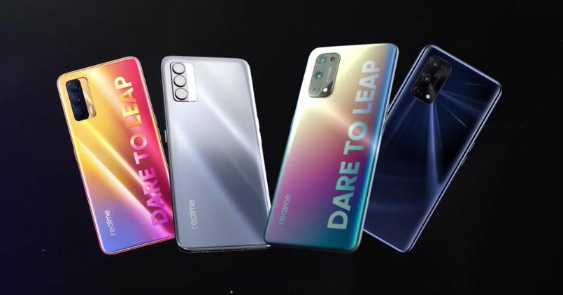 Realme X7 5G series