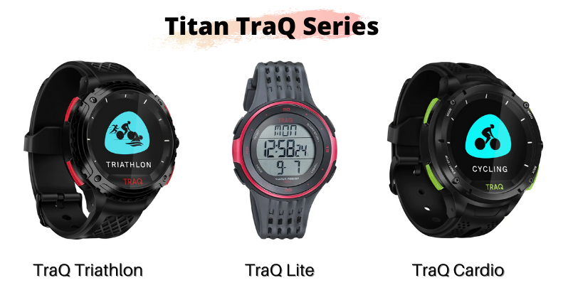 Titan TraQ series