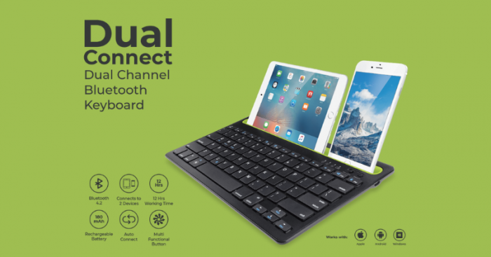iGear DualConnect