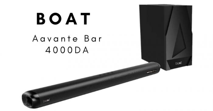 AAVANTE Bar 4000DA