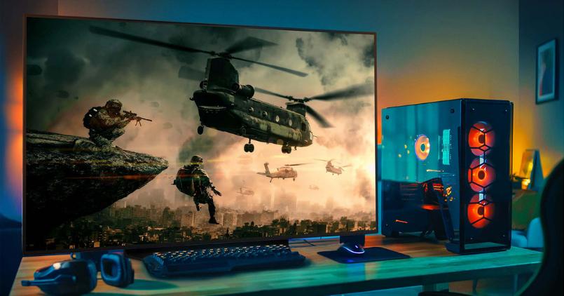 LG OLED 48CX TV