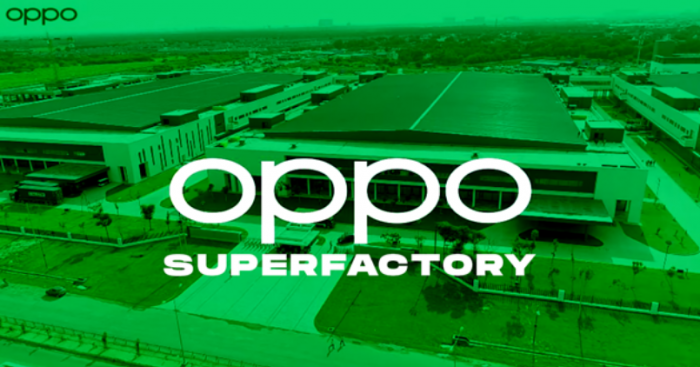 OPPO SuperFactory
