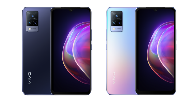 Vivo V21 5G with MediaTek Dimensity 800U and 44MP OIS Selfie camera launched in India at Rs